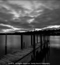 _28A6361-Saugatuck,MI-Late Twilight_B&W